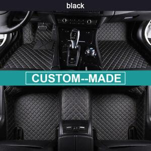 Custom-Fit Car Foot Floor Mat for BMW X5 E53 - 1999-2006 Waterproof Non-slip Mat
