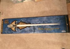 Lord of the Rings Limited Edition Anduril -Sword of King Elessar UC1380ASLB