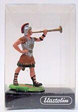 Elastolin Preiser #7203 ROMAN TRUMPETEER 7cm 1:24 soldier figure MINT IN BOX