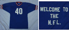 WELCOME TO THE NFL VK Venus Vintage Jersey New York Giants Buffalo Bills L