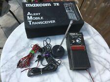 Maxcom 7E rescate CB Radio Transceptor Móvil de alerta
