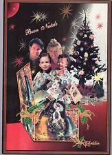 folder il santo natale emissione congiunta italia-finlandia - 1999