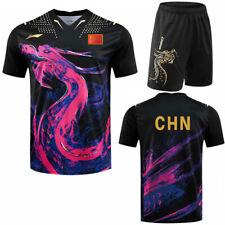 Li Ning Tokyo Olympics Chinese National Team Table Tennis Shirt + Shorts