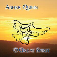 Asher Quinn (Asha) - O Great Spirit -  CD