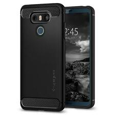 Spigen LG G6 Case Rugged Armor Black
