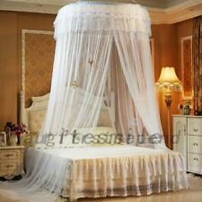Princess Round Dome Mesh Lace Mosquito Net Bed Canopy Bedding Netting Curtain