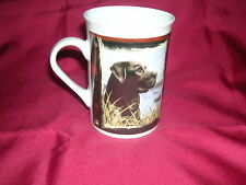 "Designpac Hunting Dog Back Labador Mug, 8 oz. 4"" Tall"