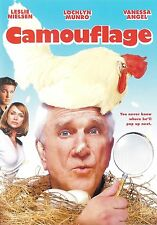 Camouflage ~ Leslie Nielsen Vanessa Angel ~ DVD ~ FREE Shipping USA