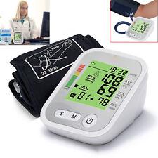 Digital Automatic Upper Arm Blood Pressure Monitor Intellisense 180 Memory PL