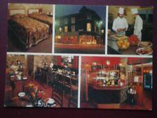 POSTCARD YORKSHIRE YORK - PUNCH BOWL HOTEL - BLOSSOM STREET - MULTI VIEW