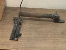 Vintage SINGER Model 27 Treadle Sewing Machine / spring base ~1901 ~L1022705