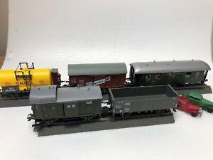 Marklin 2995 Five Freight Cars