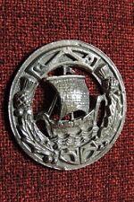 Viking Ship Norse Longship Iona Scottish Celtic Drakkar Medieval Pewter Brooch
