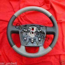 LENKRAD Fiat Ducato, Citroen Jumper und Peugeot Boxer. GRAU und SCHWARZ.LEDER