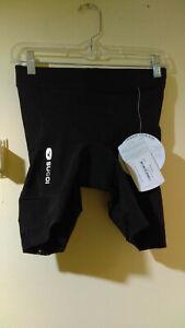 Women's RS Tri Shorts Sugoi Black Size Small 21078F