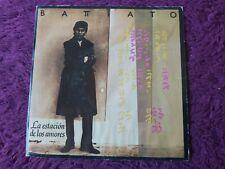 """Battiato – La Estación De Los Amores Vinyl 7"""" Single 1985 Spain  006 11 8719 7"""