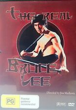 BRUCE LEE The Real Bruce Lee DVD