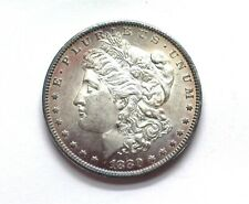 1880-O MORGAN SILVER DOLLAR GEM UNCIRCULATED NICE TONING!
