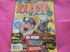 Shonen Jump Naruto Collector 3 Issue