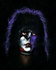 "Kiss-Paul Stanley ""The Starchild"" Zombie Caricature Sticker or Magnet"
