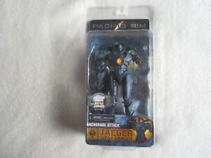 NECA Reel Toys Warner Bros. Pacific Rim:  Anchorage Attack Jaeger Gipsy Danger