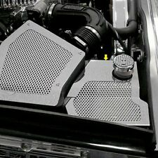 Hummer H2 2003-2009 ACC Perforated Polished Water Tank Cover w Cap Covers