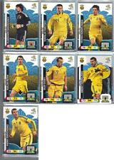 YAROSLAV RAKITSKIY UKRAINE PANINI ADRENALYN XL FOOTBALL UEFA EURO 2012 NO#