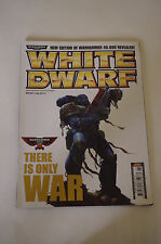 Games Workshop WHITE DWARF MAGAZINE LUGLIO 2012