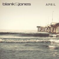 BLANK & JONES - APRIL (4TRACK-EP LIMITIERT)  CD SINGLE NEW
