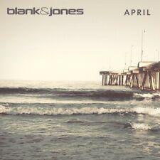 BLANK & JONES - APRIL (4TRACK-EP LIMITIERT)  CD SINGLE NEW+