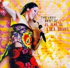 LILA DOWNS - THE VERY BEST OF LILA DOWNS NEW CD