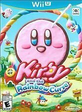 NEW  --  Kirby and the Rainbow Curse  --  Nintendo Wii U Game * Brand New Sealed