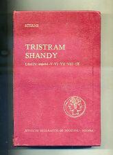 Sterne#TRISTRAM SHANDY-Libri IV(Seguito)-V-VI-VII-VIII-IX#Ist.G.De Agostini 1968