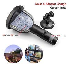 DVR Solar Light SPY Hidden Camera PIR Motion Detection Video Recorder Cam V1 UP