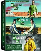 COFFRET DVD SERIE : BREAKING BAD - SAISONS 1 A 3 - FRANCAIS + ANGLAIS