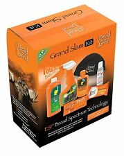 Dead Down Wind Grand Slam Kit NEW Scent Blocker Eliminator Hunting Soap Spray