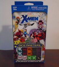 Marvel Dice Masters Uncanny X-Men 2-Player Starter Set Wizkids NEW Sealed