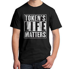 Token's Life Matters T-Shirt Southpark Cartman Funny Shirt BLM 1718