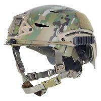 AIRSOFT BUMP TYPE HELMET MULTICAM MTP ABS MARSOC USSF OPS