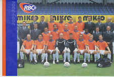 Postcard / Teampicture RBC Roosendaal 2003-2004