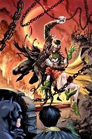 🚨🦇🔥 DETECTIVE COMICS #1027 TYLER KIRKHAM Virgin Variant Cover B Ltd 1500