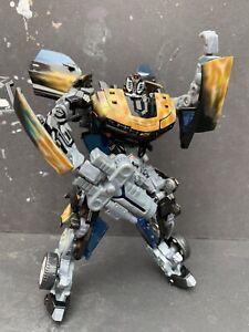 Custom Transformers Movie BUMBLEBEE Night flame Variant!
