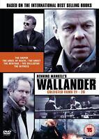Wallander: Collected Films 21-26 (DVD)