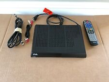 DISH NETWORK VIP 211z HD Satellite Receiver With Remote AND 2 CABLES FOR TV