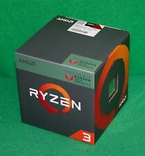 AMD Ryzen 3 2200G Processor with Radeon Vega 8 Graphics AM4 - retail packaging
