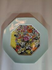 Rare Vintage - Tiger Bouquet by Fleur Cowles Denby-Limoges Collector 1976
