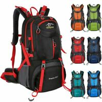 40L 50L 60L Outdoor Travel Camping Sport Backpack Waterproof Climbing Hiking Bag