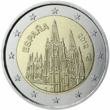 manueduc   ESPAÑA   2012  2 EUROS  CATEDRAL DE BURGOS  NUEVOS