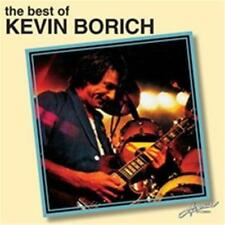 KEVIN BORICH THE BEST OF CD NEW