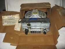 Mopar 1963 Dodge Am Radio and Speaker